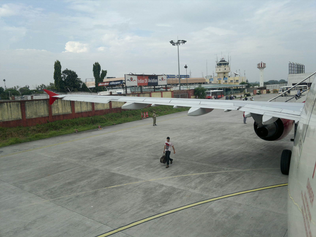 air port_Bhakua