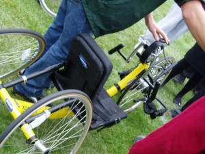 hand cycle_Biker Jun